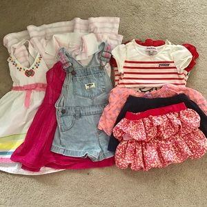 Bundle Girl Clothes